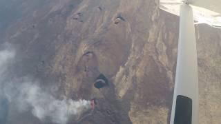 2019 02 21 PITON DE LA FOURNAISE volcan eruption