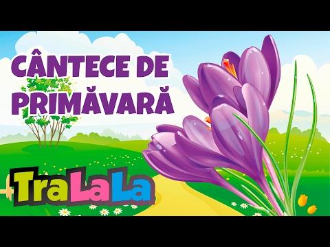 Colaj cântece de primăvară - 60 minute | TraLaLa