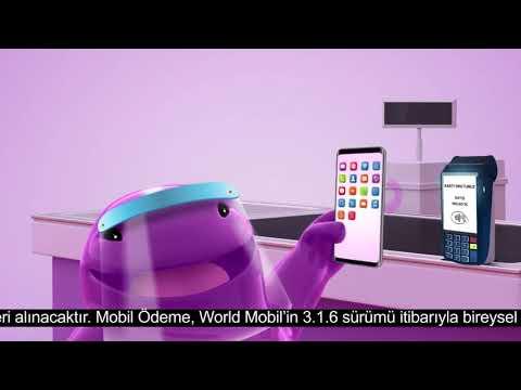 World Mobil'le Mobil Ödeme İşlemi Nasıl Yapılır - mobilodeme.site