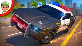 Cartoons for kids and children. Car and monster machines  Best full video 2018