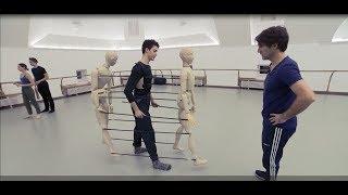 Балет «Петрушка» - репетиции/«Petrushka» ballet - rehearsals