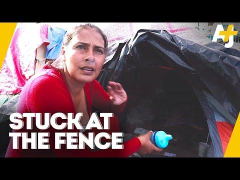 Inside Tijuana's Migrant Caravan Camp   AJ+