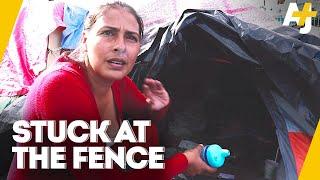 Inside Tijuana's Migrant Caravan Camp | AJ+