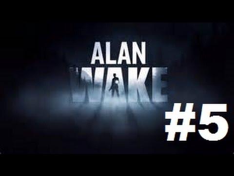 """Alan Wake Walkthrough (Twitch Live Stream) Part 5 """"Children of the Elder God!!!'"""