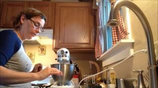 How To Make: My Grandma's Rhubarb Bread!!