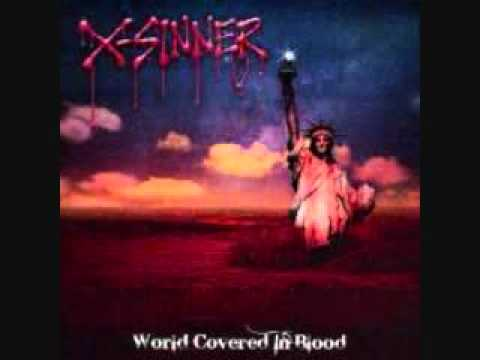X-Sinner - Storm On the Horizon