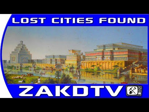 11 LOST Assyrian Cities FOUND. Cuniform Clay Tablets Reveal Lost Cities of Assyria
