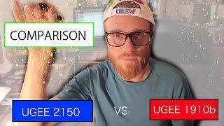 UG UGEE 1910b VS UG 2150 - 10min Review