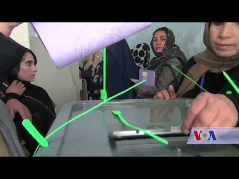 Afghan Government Fires Election Officials After Votes Tainted by Fraud Claims- VOA Mp3