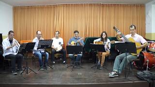 Grupo Chorões da Aurora interpreta a música Bom pra xuxu do composi...