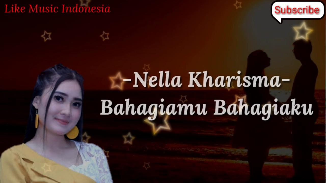 Single Terbaru Nella Kharisma Bahagiamu Bahagiaku Lirik Youtube