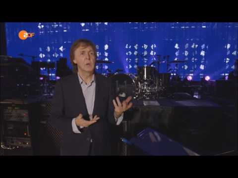 Paul McCartney im Interview 2016