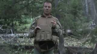 Review of Tactical Tailor plate carrier, Grey Ghost Gear pouches and The Target Man IIIA armor