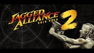 Jagged Alliance 2 Gold LP 020 Alma Military Headquaters