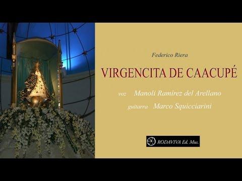 Manoli Ramírez de Arellano - VIRGENCITA DE CAACUPÉ