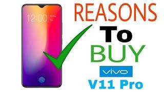 5 REASONS To Buy Vivo v11 pro | Best Features With Vivo v11 pro [Hindi]