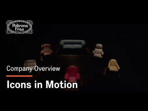 Poltrona Frau - Icons in Motion