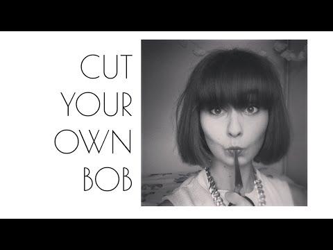 How To Bob Haircut at Home