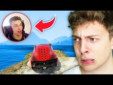 Reacting To My FIRST GTA 5 Videos!