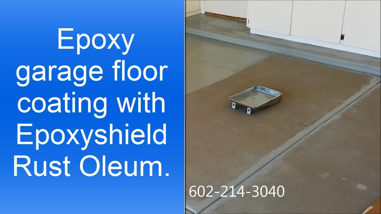 epoxy floor oleum premium coating garage voc rust gloss paint oz p epoxyshield low pack clear high rustoleum kit