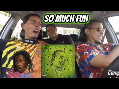 YOUNG THUG - SO MUCH FUN   REACTION REVIEW