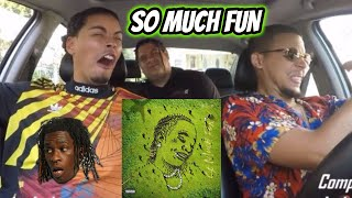 Gambar cover YOUNG THUG - SO MUCH FUN | ALBUM REACTION REVIEW