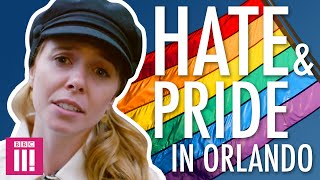 The Aftermath Of the Pulse Bar Shootings | Stacey Dooley In Orlando
