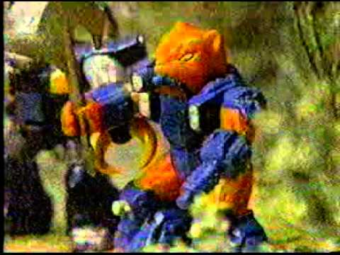 Battle Beasts Toy Commercial 1987
