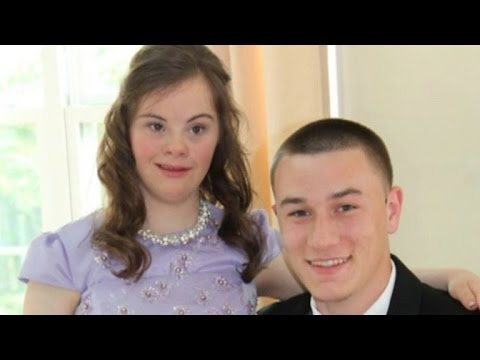 Quarterback Takes Friend with Down Syndrome to Prom After 4th Grade Promise