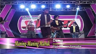Demy - Maning Maning Mabuk (Official Music Video)