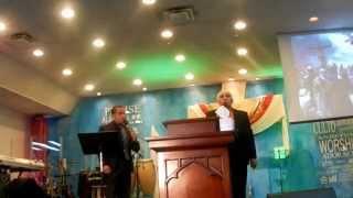 Pastor Pedro Garcia Jr.- Sermon de las 7 Palabras- Segunda Palabra- Lucas 23, 43