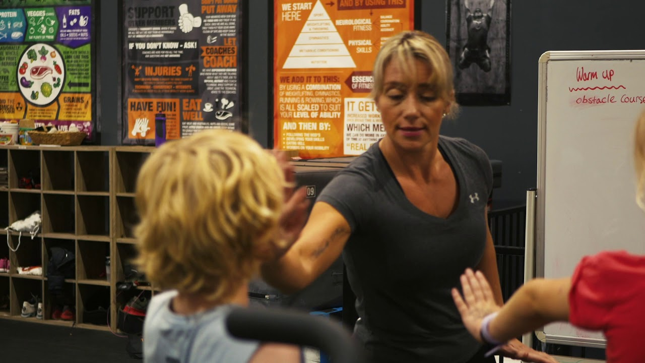 FITNESS FOR EVERYONE - CENTRAL OUTBACK CROSSFIT