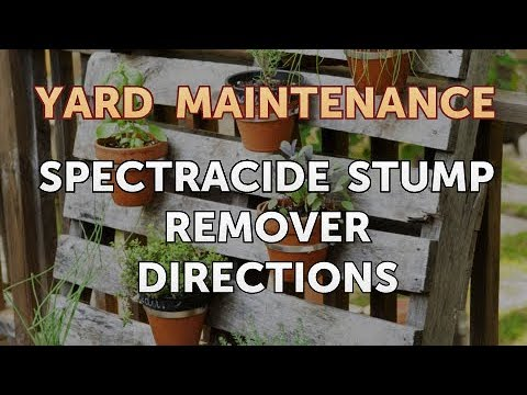 Spectracide® stump remover granules | spectracide.