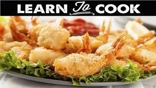 How To Make Coconut Shrimp