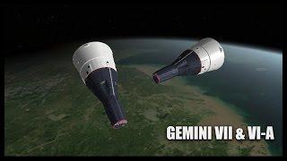 Gemini VII & VI-A - Orbiter Space Flight Simulator