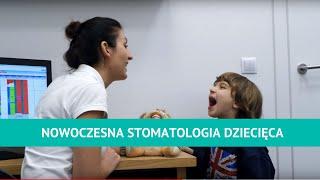 Stomatologia dziecięca na światowym poziomie