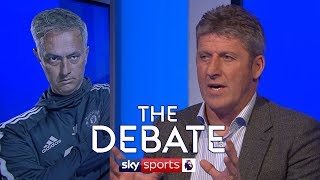 Will Manchester United finish in the Top Four? | Andy Townsend & Stuart Pearce | The Debate