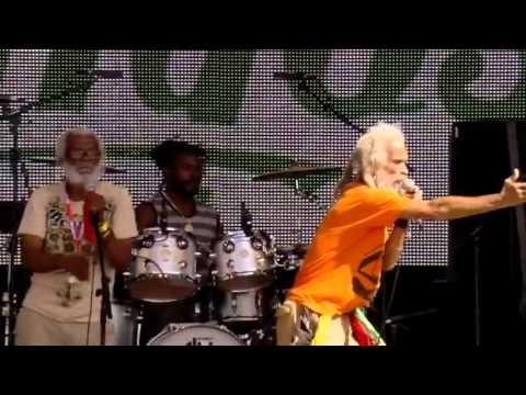 THE CONGOS - GLASTONBURY 2013 (HD)