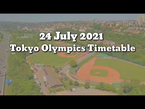 24 July Timetable Of Indian Athletes In Tokyo Olympic 2021 || Full Schedule Of 24 July For India