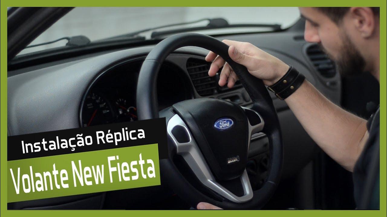 Instala 231 227 O Da R 233 Plica Do Volante Do New Fiesta No Fiesta