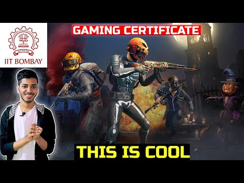 FIRST TIME IN INDIA, IIT BOMBAY PROVIDING GAMING COURSES AND MANY MORE