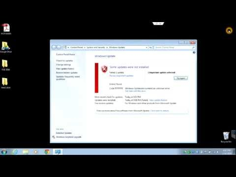 How to Delete a Windows Update Cache