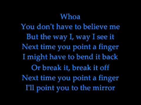 Paramore - Playing God Lyrics