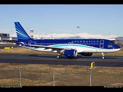 Баку / Стамбул  - Airbus A320 (FSlabs)