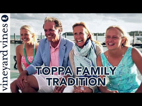 A Toppa Family Tradition: Real Good People. Real Good Life. | vineyard vines