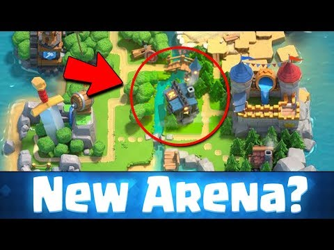 NEW ARENA & JANUARY UPDATE COMING SOON!? Clash Royale Update News