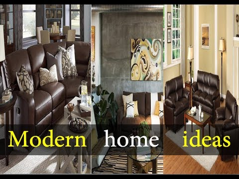 20 Living Room Decorating Ideas For Brown Sofa 2017-2018 - Modern Home Ideas