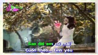 Thà Rằng Anh Nói   Lâm Thúy Vân   Karaoke