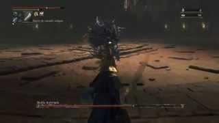Bloodborne Bestia Horrenda Caliz de Loran