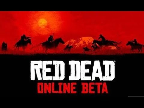 Red Dead Online - Part 2 - POSSE WITH FRIENDS + CO-OP ONLINE STORY MISSIONS! - Xbox One X